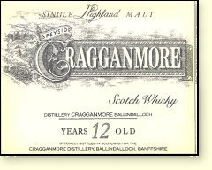 Picture: Cragganmore Distillery, the Whisky