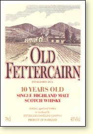 Picture: Fettercairn Distillery, the Whisky
